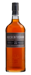 Auchentoshan Scotch Single Malt Three Wood 750ml